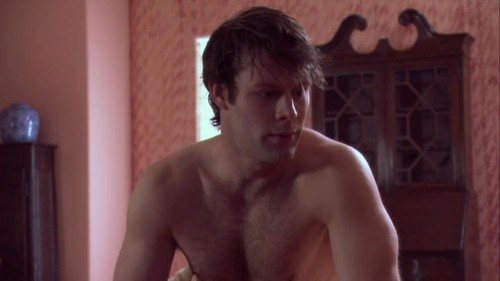 Matt Keeslar Shirtless in Jekyll
