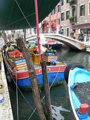 Venezia, Supermarket
