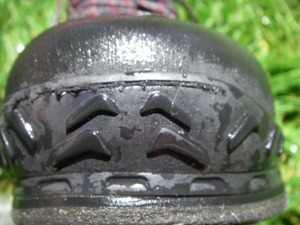 Simms Wading Boot Toe