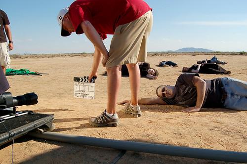 cornerstone FLOOD film shoot