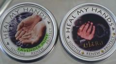 Heel my Hands