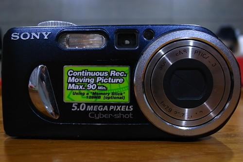 Sony P10
