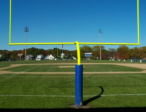 Football Field & 253/365