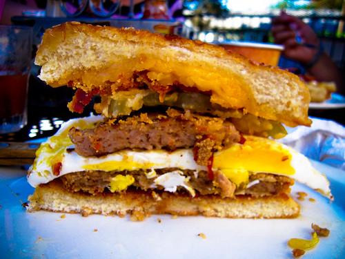 heart attack sandwich by rcoder