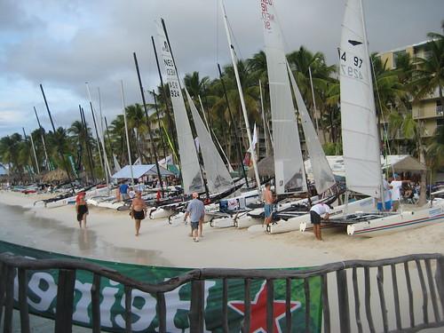 Aruba Heineken Catamaran Regatta