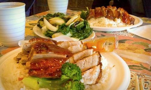 HK BBQ Master - 2 Item Meals