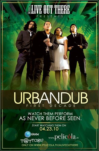 urbandub first decade alive out there
