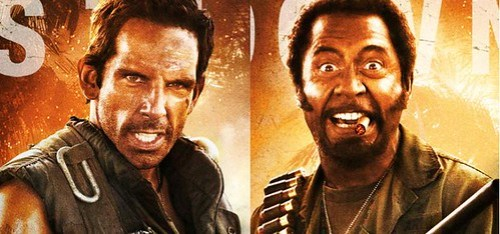 Downey, Stiller in Tropic Thunder