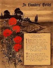 «In Flanders' Fields» - published & illustrate...