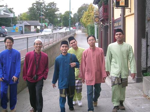 Menuju Rumah Haji Fauzi