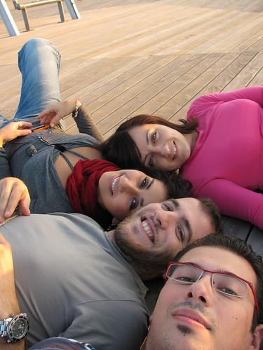 La Fra, Giusj, Marco e me
