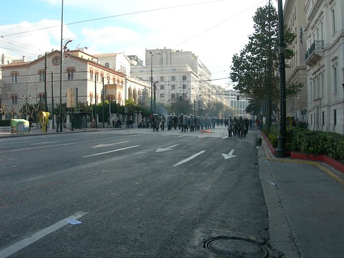 09 Protest in Athens