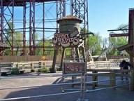 Cedar Point - Shoot the Rapids Entrance