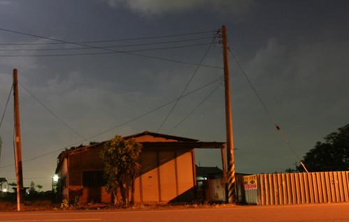 rural houses at night 25