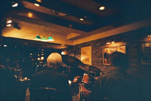那晚去聽了Jazz