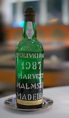 D'Oliveiras 1987 Harvest Malmsey Madeira