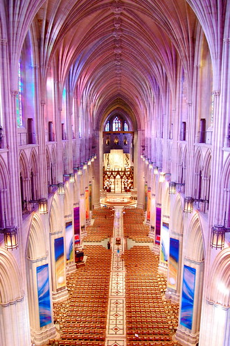 Glowing Nave
