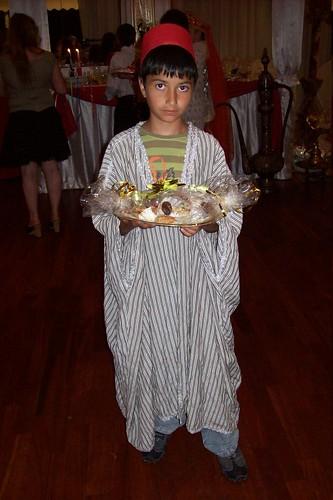 Tunisian Pre-Wedding Sweets