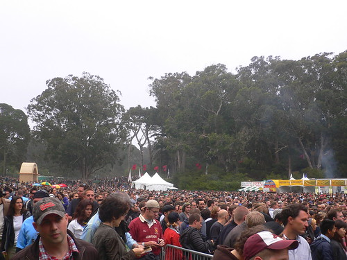 Crowd @ Outside Lands