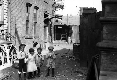 Children on the Street by Cleveland Memory Project.