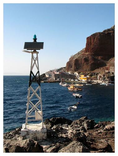 Amoudi Bay - Santorini by you.
