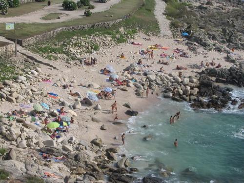 Playa para liliputienses