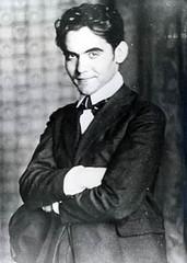 Los cuatro hombres de Federico García Lorca. (1/4)