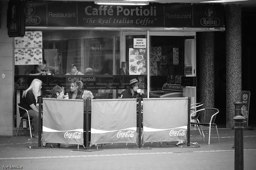 Caffe Portioli, Allhallows, Bedford P1030612