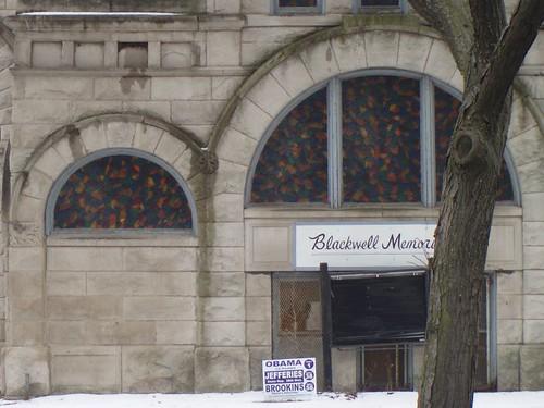 Blackwell Memorial African Methodist Church