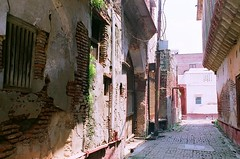 I miss these alley ways too!