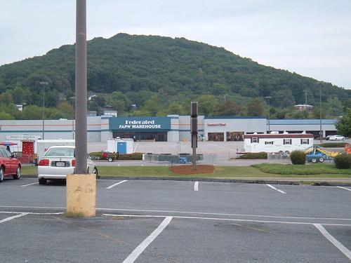Former Wal Mart; Staunton ,VA