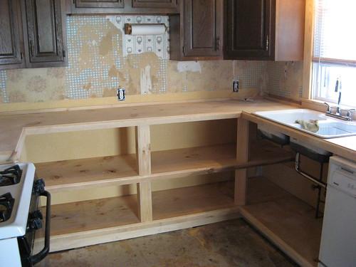 New Kitchen Shelves!