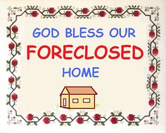 No More Foreclosed Homes