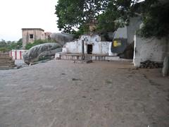 Jagrathai Hanuman shrine