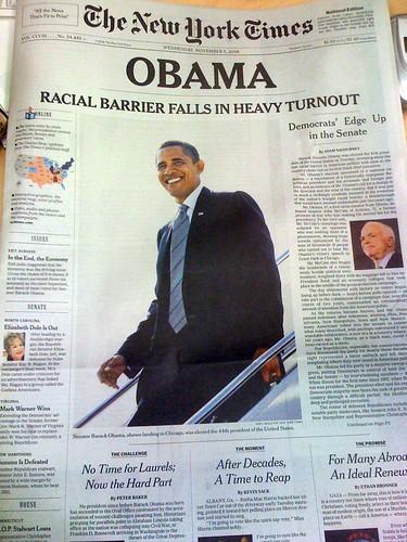 New York Times: OBAMA
