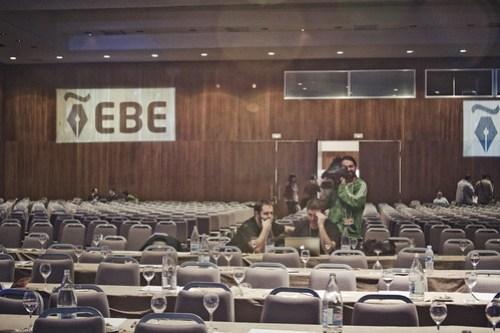 Currando en EBE08