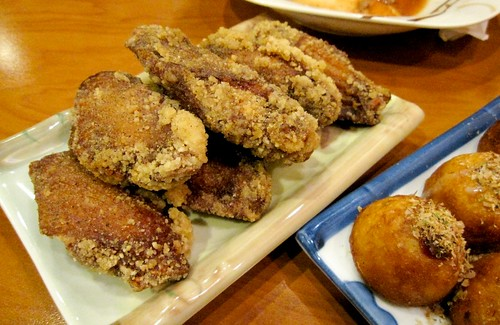 Sunflower Cafe - Fried Wings