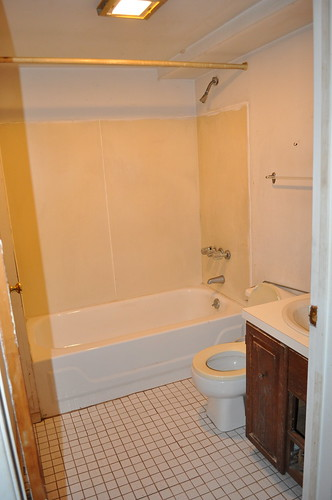 Basement Bathroom 1 (before)