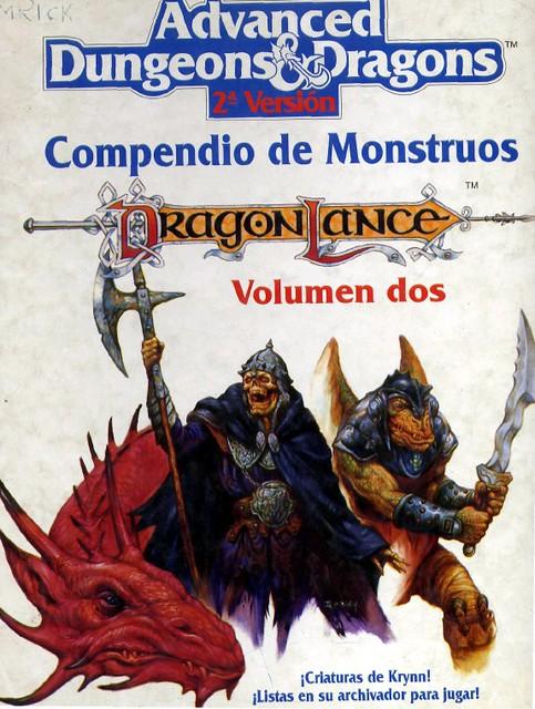 Compendio de Monstruos vol.2