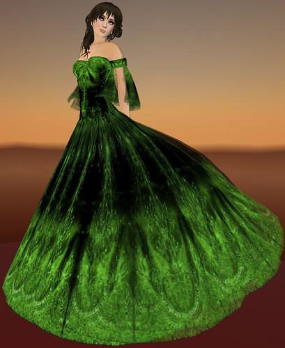 kouse's sanctum celestial empress emerald III