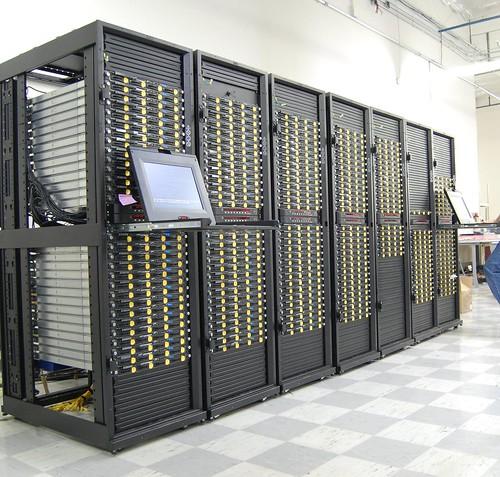 large linux cluster