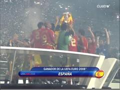 España campeones de Europa 2008