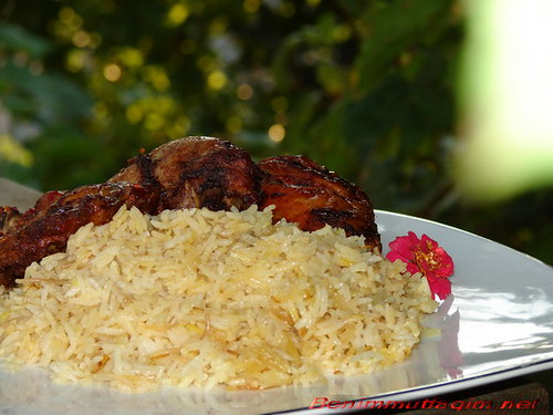 biryani tavuk ve basmati rice (ramazan 1. iftar) by you.