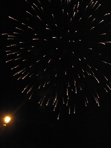 Whats not to love about a country that opens a music festival with fireworks?