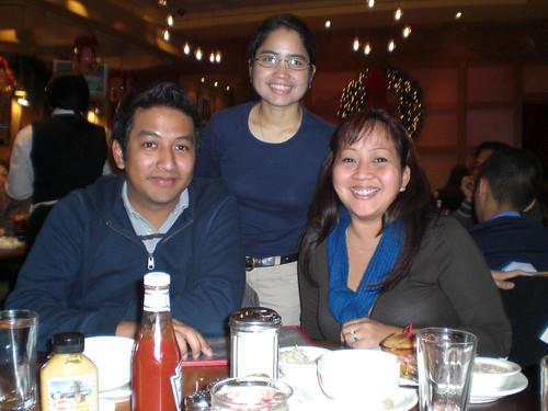 Rhed, Mabelle, & Me