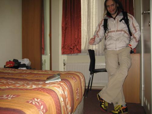 Dónde dormir y alojamiento en Bruselas (Bélgica) - Hotel Barry.