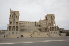 Government House, Baku