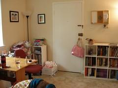 Craft Corner & Entryway