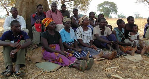 Matantala Chiefdoms Village Group