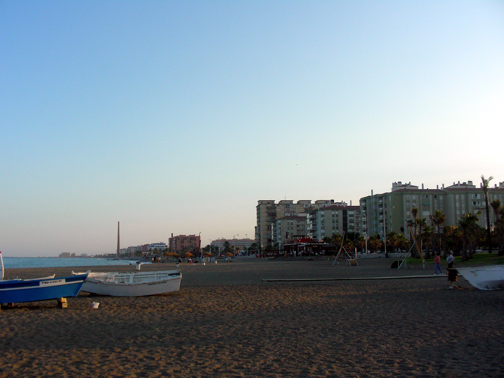Playa de San Ándrés o de Huelin (11)